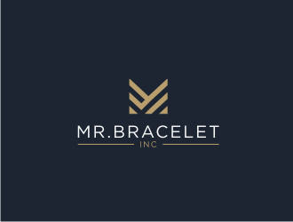 Mr.Bracelet Inc. logo design
