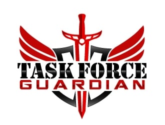 Task Force Guardian logo design