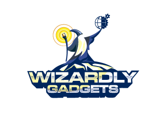 Wizardly Gadgets logo design