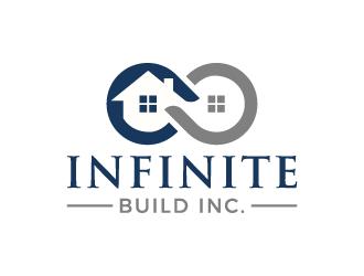 Infinite Build Inc logo design