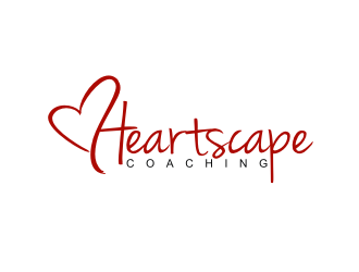 Heartscape Coaching logo design