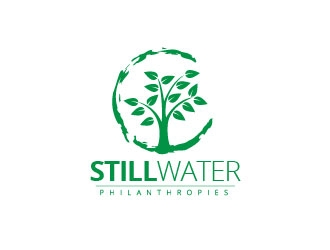 Still Water Foundation logo design winner