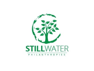 Still Water Foundation logo design