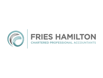 Fries Hamilton Chartered Professional Accountants logo design winner