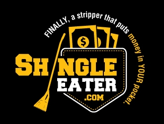 Shingle Eater Inc logo design