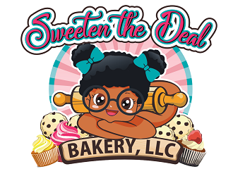 Sweeten the Deal Bakery, LLC  logo design winner