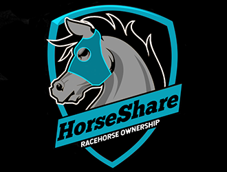 HorseShare logo design winner