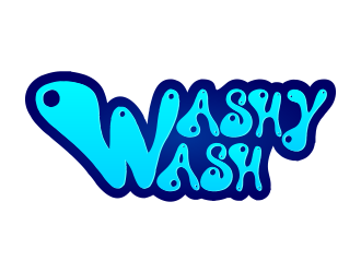 Washy wash logo design winner