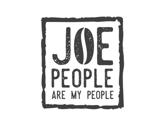 Joe People logo design