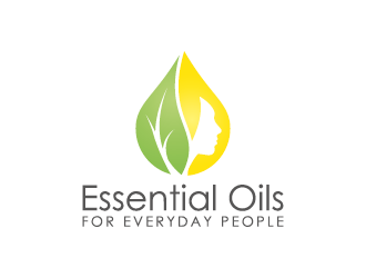Essential Oils for Everyday People logo design