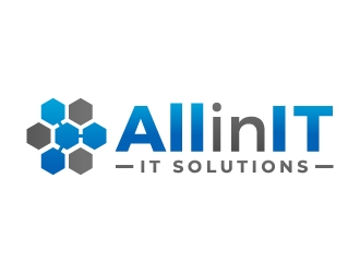 All In IT logo design