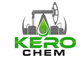 Kero Chem logo design winner
