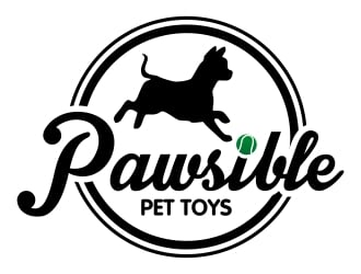 Pawsible logo design winner
