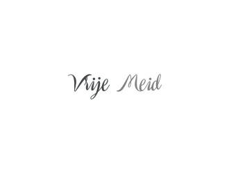 Vrije Meid logo design by bricton