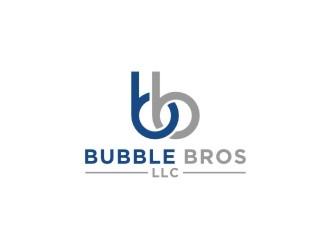 Bubble Bros LLC logo design