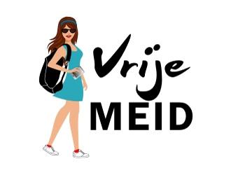 Vrije Meid logo design