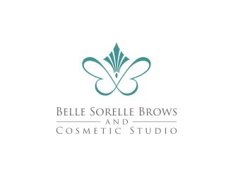 Belle Sorelle Brows and Cosmetic Studio logo design winner