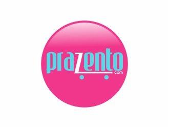 PRAZENTO.COM  logo design