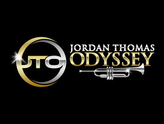 Jordan Thomas Odyssey logo design