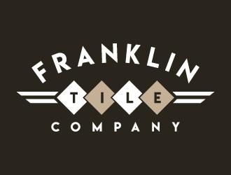 Franklin Tile Company logo design