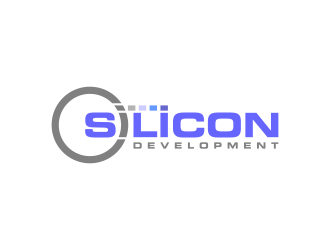 Silicon Development logo design