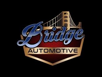 bridge automotive logo design