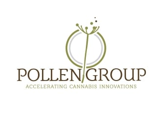 Pollen Group logo design