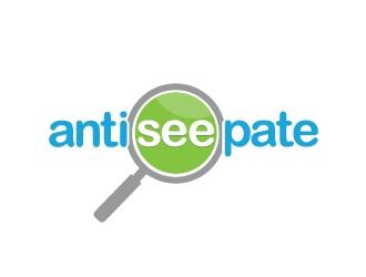 Antiseepate logo design