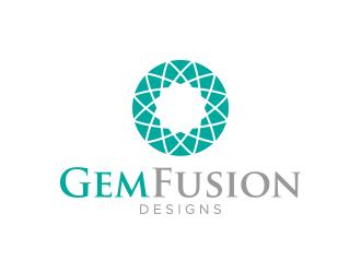 GemFusion logo design