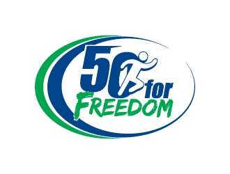 50 for Freedom logo design by dshineart