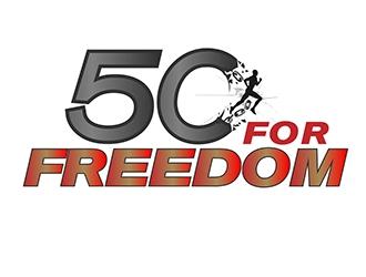 50 for Freedom logo design by SteveQ