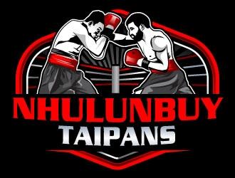 Nhulunbuy Taipans logo design