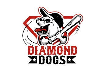 Diamond Dogs logo design