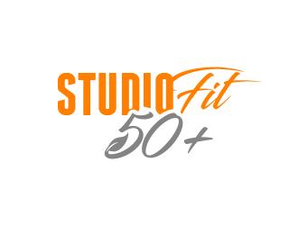 STUDIOFIT 50  logo design