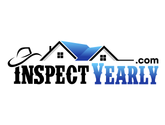 InspectYearly.com logo design