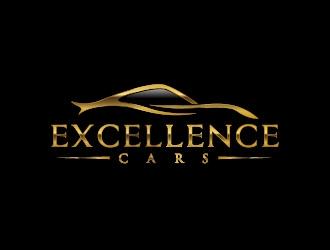 Excellence Cars logo design