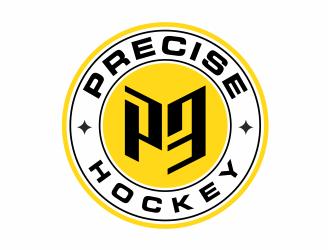 P3 Sports - Precise Hockey logo design