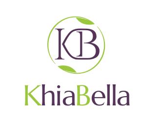 Khia Bella logo design