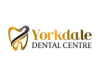 Yorkdale Dental Centre logo design