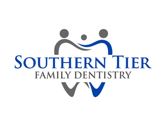 Southern Tier Family Dentistry logo design
