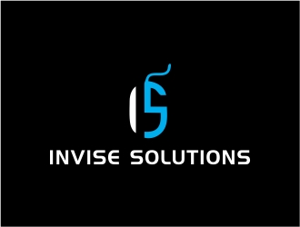 Invise Solutions logo design