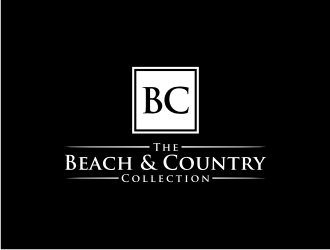 The Beach & Country Collection logo design