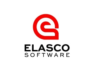 Elasco Software logo design