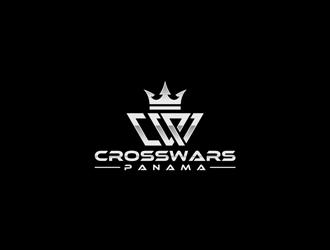 CrossWars Panama logo design