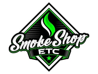 Smoke Shop Etc logo design