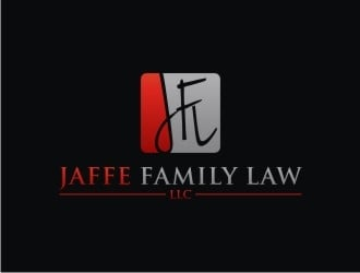 JAFFE FAMILY LAW, LLC logo design