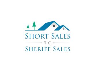 Short Sales to Sheriff Sales logo design - 48HoursLogo com