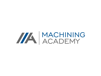Machining Academy logo design