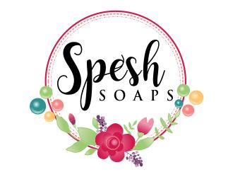 Spesh Soaps logo design