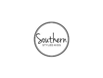 Southern Styled Kids logo design